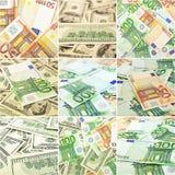 Σύνολο χρημάτων Στοκ φωτογραφία με δικαίωμα ελεύθερης χρήσης