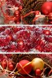 Σύνολο Χριστουγέννων Στοκ εικόνα με δικαίωμα ελεύθερης χρήσης