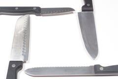 Σύνορα μαχαιριών Στοκ Εικόνες
