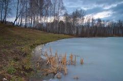 σύνορα φθινοπώρου Στοκ εικόνα με δικαίωμα ελεύθερης χρήσης