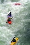 Σύνορα Cayak Rassa Valsesia (VC) - Ιταλία - έκθεση interneational σε 02 06 2007 Στοκ εικόνες με δικαίωμα ελεύθερης χρήσης