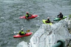Σύνορα Cayak Rassa Valsesia (VC) - Ιταλία - έκθεση interneational σε 02 06 2007 Στοκ Εικόνες