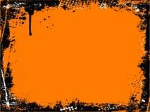 σύνορα grunge Στοκ εικόνες με δικαίωμα ελεύθερης χρήσης