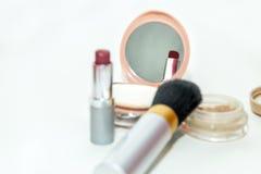Σύνολα Makeup Στοκ εικόνα με δικαίωμα ελεύθερης χρήσης