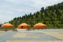 Σύνοδοι κορυφής 2015 του Ufa στοκ φωτογραφίες με δικαίωμα ελεύθερης χρήσης