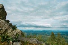Σύνοδος Κορυφής του Eugene Όρεγκον λόφων ιστίων Στοκ Φωτογραφία