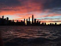 Σύνολο ήλιων του Σικάγου Στοκ Εικόνες