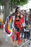 Σύνολο από τον Ισημερινό σε ένα φεστιβάλ Στοκ φωτογραφία με δικαίωμα ελεύθερης χρήσης
