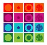 Σύνολο γενικών κουμπιών Στοκ φωτογραφία με δικαίωμα ελεύθερης χρήσης