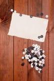 Σύνολο κουμπιών για την επισκευή Στοκ Φωτογραφία