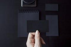 Σύνολο μαύρων προτύπων στο σκοτεινό υπόβαθρο, θηλυκό Στοκ εικόνες με δικαίωμα ελεύθερης χρήσης