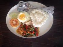 Σύνολο μεσημεριανού γεύματος Στοκ Φωτογραφίες