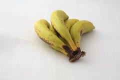 Σύνολο μπανανών Στοκ Εικόνα