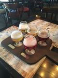 Σύνολο μπύρας στοκ εικόνες με δικαίωμα ελεύθερης χρήσης
