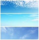Σύνολο ουρανού Στοκ φωτογραφίες με δικαίωμα ελεύθερης χρήσης