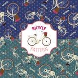 Σύνολο ποδηλάτων σχεδίων, αριθμός 1 Στοκ Φωτογραφίες