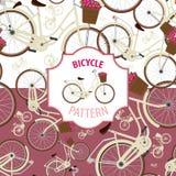 Σύνολο ποδηλάτων σχεδίων, αριθμός 2 Στοκ Φωτογραφίες