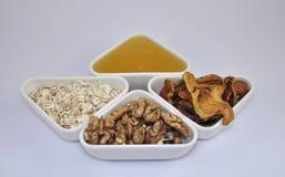 σύνολο προϊόντων για μια υγιεινή διατροφή Στοκ Φωτογραφίες
