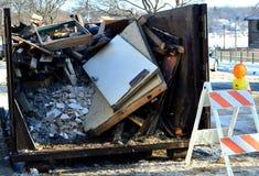 Σύνολο ρυμουλκών των σκουπιδιών Στοκ φωτογραφία με δικαίωμα ελεύθερης χρήσης