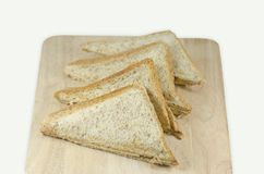 σύνολο σίτου ψωμιού jpg Στοκ Φωτογραφία