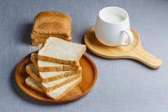 σύνολο σίτου ψωμιού jpg Στοκ Εικόνες