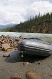 Ταξίδι ποταμών Athabasca Στοκ Εικόνες