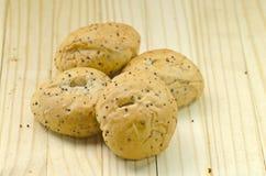 σύνολο σιταριών ψωμιού Στοκ Εικόνες