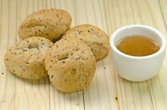 σύνολο σιταριών ψωμιού Στοκ εικόνα με δικαίωμα ελεύθερης χρήσης