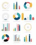 Σύνολο στοιχείων infographics Στοκ εικόνα με δικαίωμα ελεύθερης χρήσης