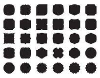 Σύνολο συλλογής κουμπιού Στοκ εικόνα με δικαίωμα ελεύθερης χρήσης