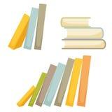 Σύνολο σωρών βιβλίων Στοκ φωτογραφία με δικαίωμα ελεύθερης χρήσης