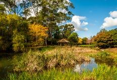 Σύνολο του χρώματος στο εθνικό πάρκο Στοκ Εικόνες