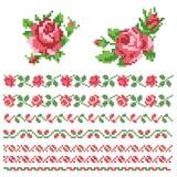 Σύνολο τριαντάφυλλων, lappet Στοκ Φωτογραφίες