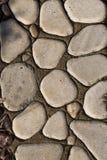 Σύνολο υποβάθρου των μικρών βράχων του ίδιου τύπου Στοκ Εικόνες