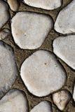 Σύνολο υποβάθρου των μικρών βράχων του ίδιου τύπου Στοκ Εικόνα
