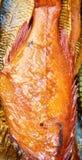 σύνολο ψαριών που καπνίζε& Στοκ εικόνα με δικαίωμα ελεύθερης χρήσης