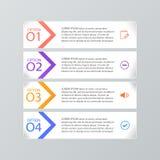 Σύνολο infographic προτύπων Στοκ φωτογραφία με δικαίωμα ελεύθερης χρήσης