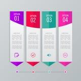 Σύνολο infographic προτύπων Στοκ εικόνες με δικαίωμα ελεύθερης χρήσης