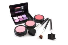 Σύνολο Makeup Στοκ Εικόνα