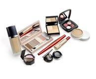 Σύνολο Makeup στοκ εικόνες με δικαίωμα ελεύθερης χρήσης