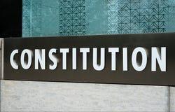 Σύνταγμα στοκ εικόνες