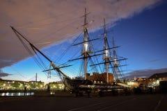 Σύνταγμα USS Στοκ Φωτογραφία