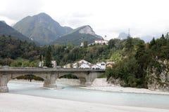 Σύντροφος ποταμών σε Moggio στοκ εικόνες με δικαίωμα ελεύθερης χρήσης