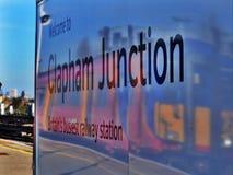 Σύνδεση Clapham Στοκ φωτογραφία με δικαίωμα ελεύθερης χρήσης