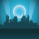 Σύρετε των κινούμενων σχεδίων Superhero, διανυσματική απεικόνιση Στοκ εικόνες με δικαίωμα ελεύθερης χρήσης