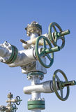 Σύρτης αντλιών πετρελαίου στοκ εικόνα