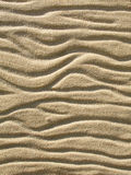 σύσταση άμμου ανασκόπησης Στοκ Φωτογραφίες