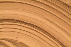 σύσταση άμμου Στοκ εικόνες με δικαίωμα ελεύθερης χρήσης
