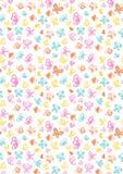 Σύσταση άνοιξη με τη θρησκεία πεταλούδων απεικόνιση αποθεμάτων