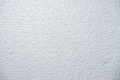 Σύσταση άσπρο styrofoam στοκ φωτογραφίες